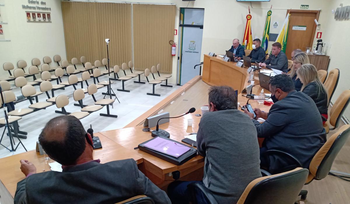 36ª Sessão Ordinária de 2021 - 05/10/2021